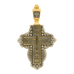 KS108_A-Russian-Orthodox-Old-Believers-silver-cross-pendant-for-woman-BLOSSOMING-CROSS-Master-Jeweler-Fedorov-min (1)-min