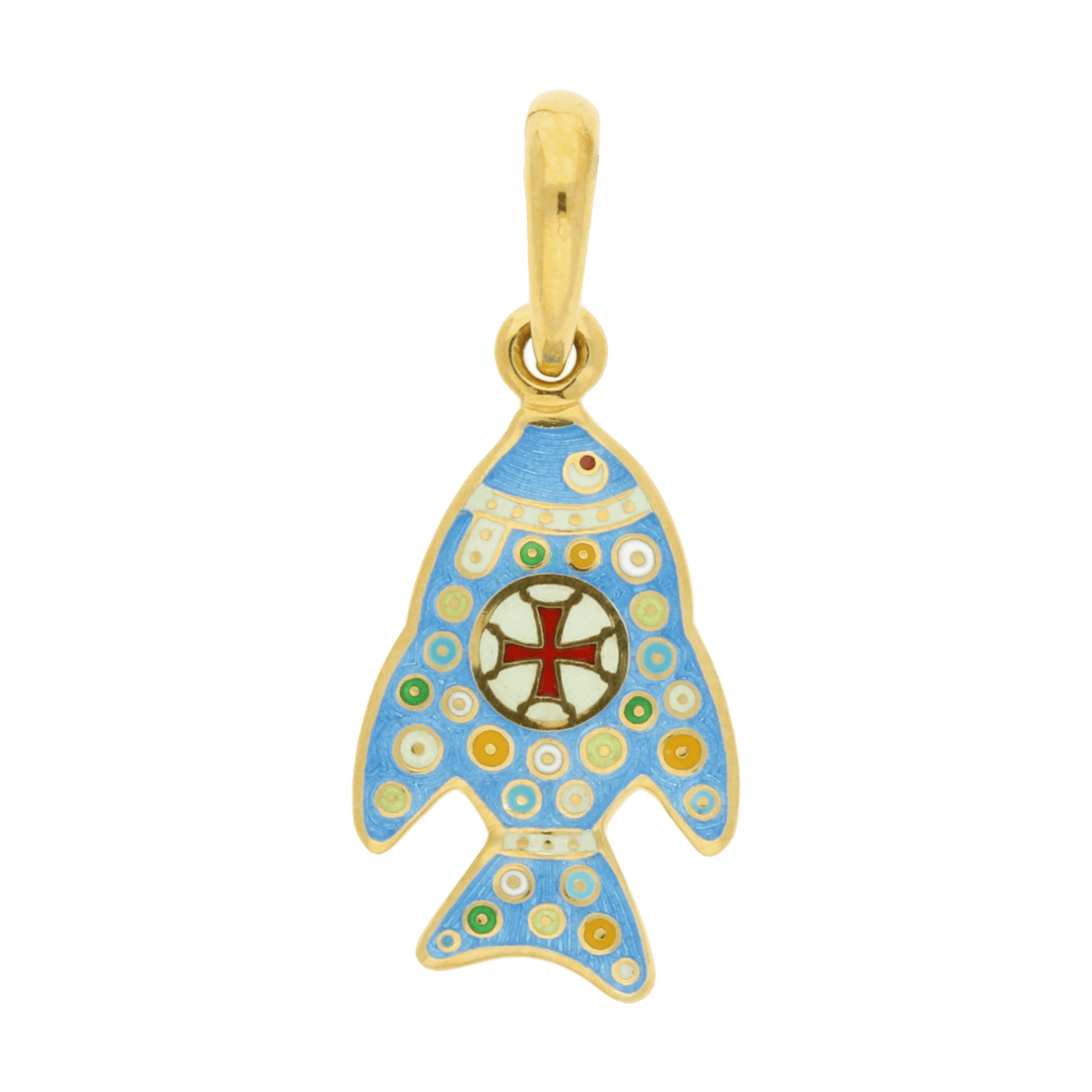 christian-russian-orthodox-silver-enamaled-pendant-fish-master-jeweler-fedorov